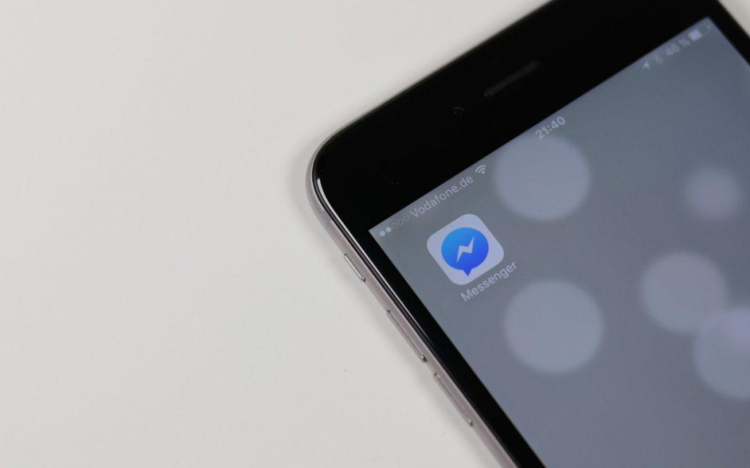 La función de los bots en Facebook Messenger para automatizar tu atención al cliente