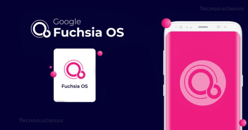 Fuchsia OS, nuevo sistema operativo de Google