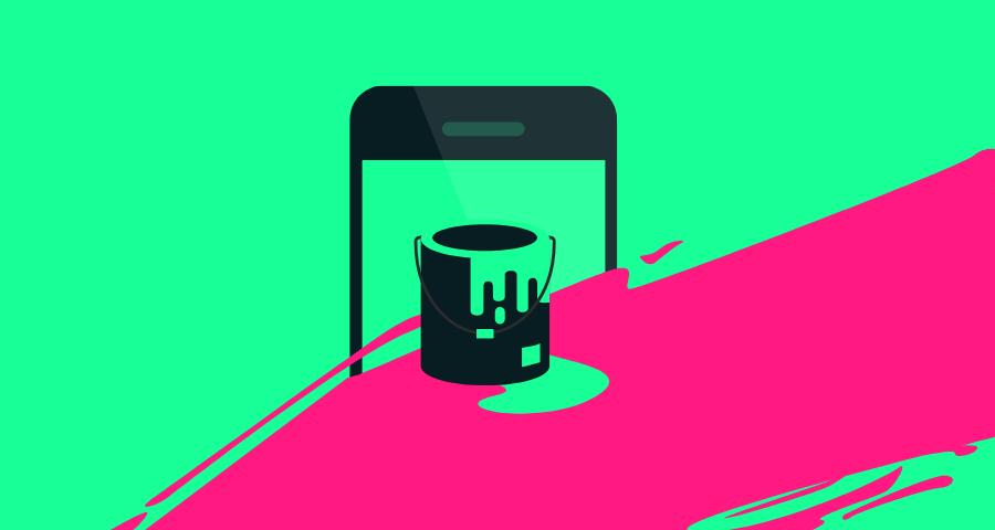Mejores creatividades para el rendimiento de la publicidad in-app