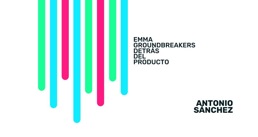 EMMA Groundbreakers: Antonio Sánchez