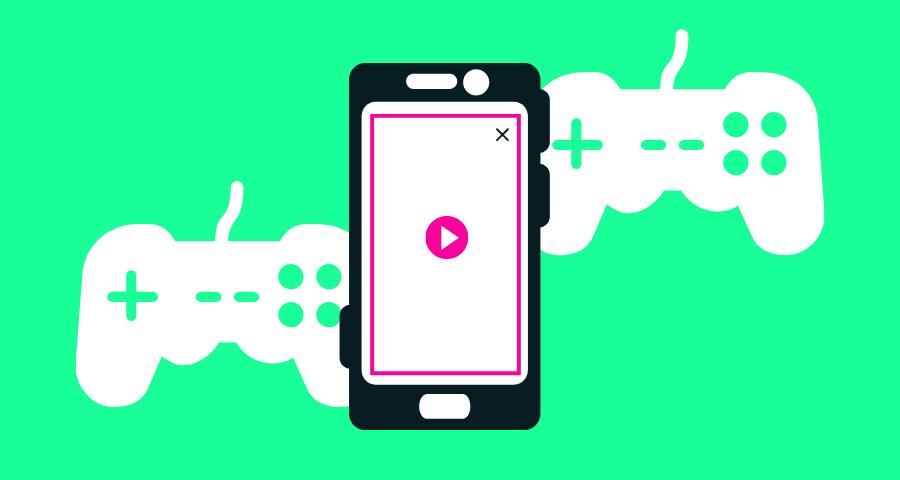Video Ads en los juegos móviles: una buena oportunidad