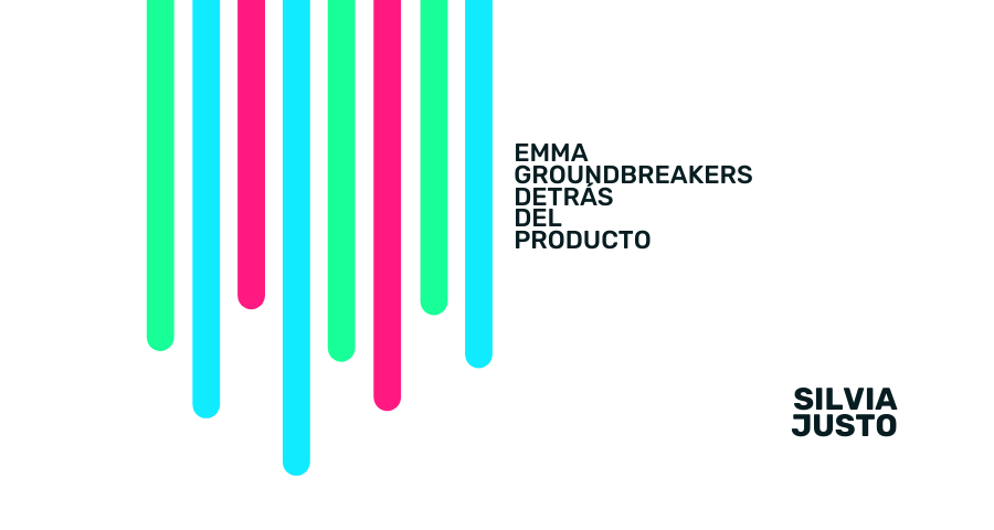 EMMA Groundbreakers: Silvia Justo
