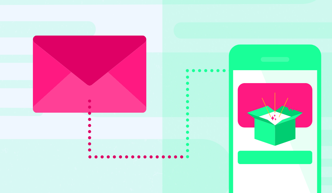 Deep Linking para el Email marketing móvil