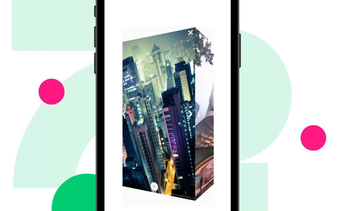 EMMA lanza un nuevo formato In-App: PRISMA