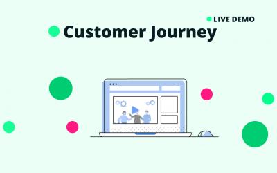 Customer Journey: Flujo de incorporación de usuarios